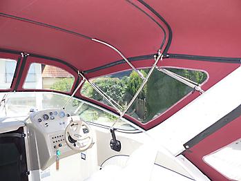 Verdeck Bayliner 2855 Bootsverdeck 25