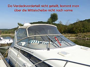 Verdeck Bayliner 2855 Bootsverdeck 32
