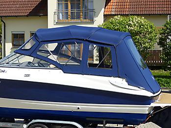 Verdeck Bayliner 652 Cuddy Bootsverdeck Persenning 17