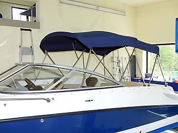 Verdeck Bayliner 652 Cuddy Bootsverdeck Persenning 23