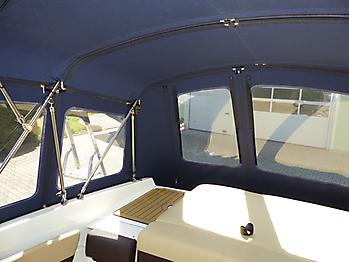 Verdeck Bayliner 652 Cuddy Bootsverdeck Persenning 28