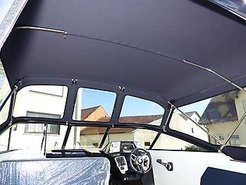 Verdeck Coaster 600 DC Scandica 20 Oceanmaster 600 Cabin Persenning 14