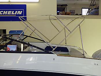 Verdeck Coaster 600 DC Scandica 20 Oceanmaster 600 Cabin Persenning 29