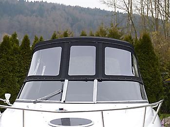 Verdeck Crownline 250 CR Bootsverdeck Persenning 08