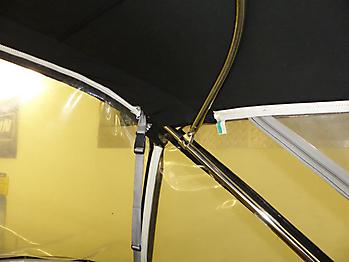 Altes Originalverdeck Crownline 250 CR zum Vergleich 10