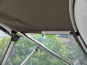 Altes Originalverdeck Crownline 270 CR zum direkten Vergleich 06