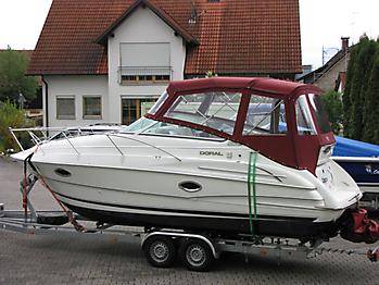 Verdeck Doral 250 SE Persenning 04