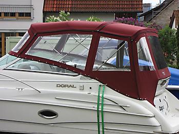 Verdeck Doral 250 SE Persenning 05