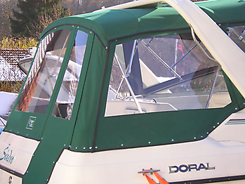 Verdeck Doral 270 MC Persenning 05