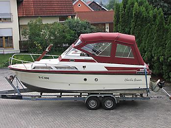 Verdeck Doriff 770 Persenning 01