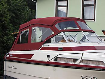 Verdeck Doriff 770 Persenning 07