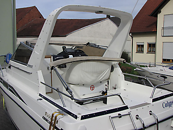 Verdeck Fairline 21 Persenning 10