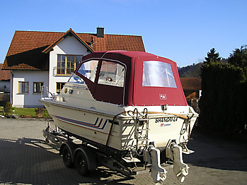 Verdeck Fjord 24 Persenning  04