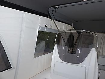 Nautisches Zelt Formenti ZAR 59SL Verdeck  15