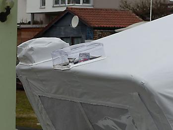 Nautisches Zelt Formenti ZAR 59SL Verdeck  17