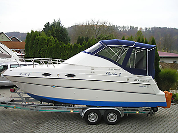 Verdeck Four Winns 238 Vista Persenning  01