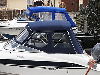 Verdeck Galia 620 Sport Persenning 02