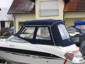 Verdeck Galia 620 Sport Persenning 09