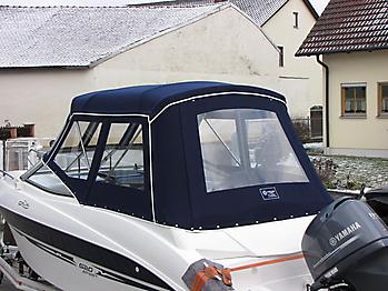 Verdeck Galia 620 Sport Persenning 10