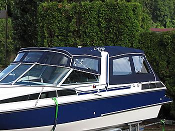 Verdeck Hilter Royal 840T Persenning 09