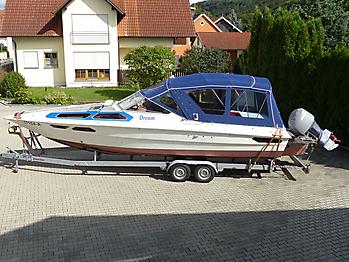 Verdeck Hohmann H9 Bootsverdeck Persenning 01