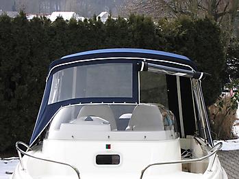 Verdeck Jeanneau Cap Camarat 5.5 WA Persenning 11