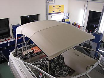 Verdeck Maxum 2400 SCR Persenning 20
