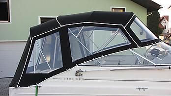 Verdeck Maxum 2400 SCR Persenning  08