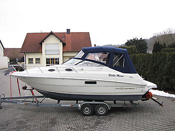 Verdeck Monterey 262 Cruiser Persenning 03