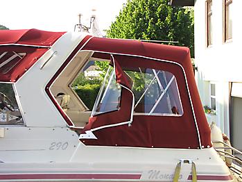 Verdeck Polar 290 Monaco Persenning 20