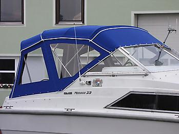 Verdeck Polaris Monaco 23 Persenning 07