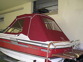 Verdeck Regal 195 Sebring Persenning 03