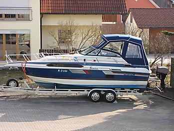 Verdeck Regal 233 XL Ambassador Persenning 02