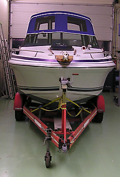 Verdeck Regal Empress 200 XL Persenning 01