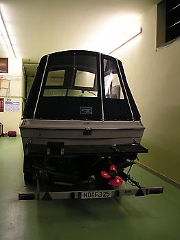 Verdeck Regal Empress 200 XL Persenning 05