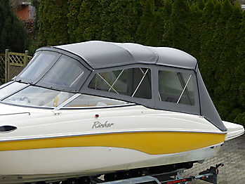 Verdeck Rinker 232 Captiva Bootsverdeck Persenning 08