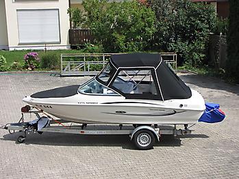 Verdeck Sea Ray 175 Sport Persenning 01