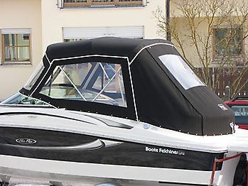 Verdeck Sea Ray 195 Sport Persenning 10