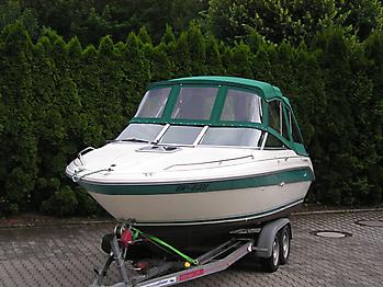 Verdeck Sea Ray 220 OV Persenning  05