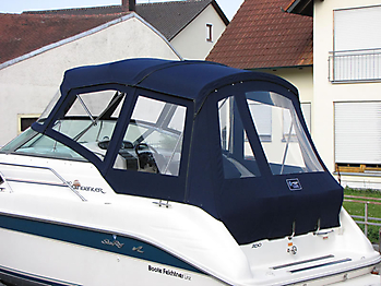 Verdeck Sea Ray 250 Sundancer Persenning 13