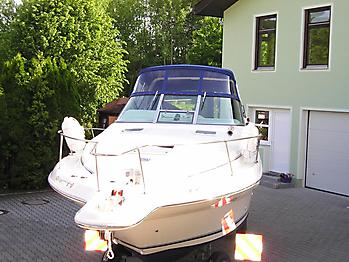 Verdeck Sea Ray 290 Sundancer Persenning 09