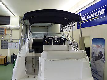 Verdeck Sealine S23 Bootsverdeck Persenning 24