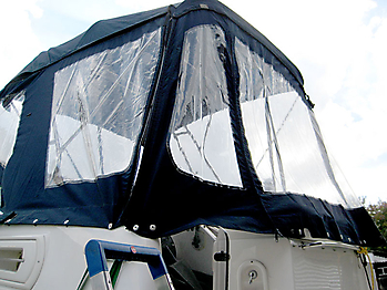 Originalverdeck Sealine S23 03