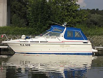 Verdeck Skilsoe 950 Persenning 01