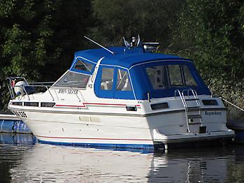 Verdeck Skilsoe 950 Persenning 05