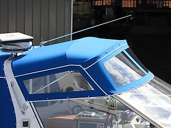 Verdeck Skilsoe 950 Persenning 12