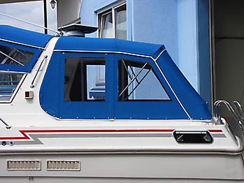Verdeck Skilsoe 950 Persenning 16