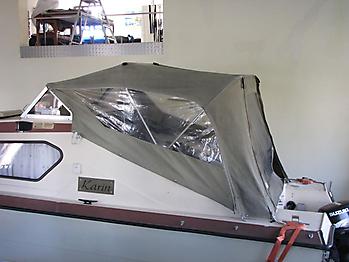 Verdeck Tema Marine Orion 650 Persenning 10