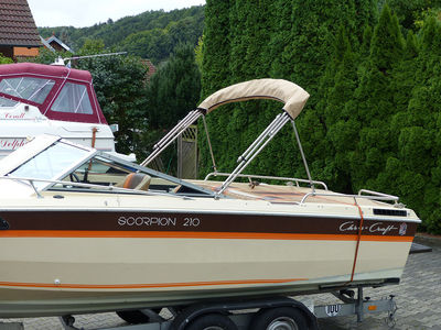 gestaenge chris craft 210 scorpion 02