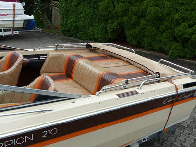 gestaenge chris craft 210 scorpion 04